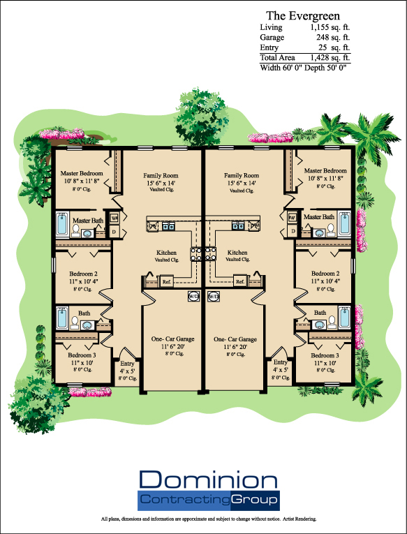 Floor plans dominion contracting group Dominion homes floor plans