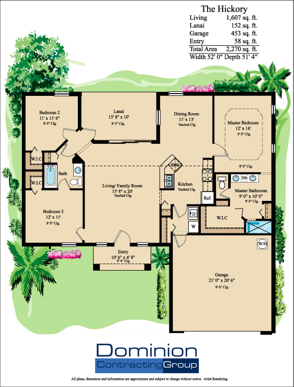 Floor Plans Dominion Contracting Group