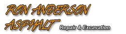 Ron Anderson Asphalt Repair | Durango, CO